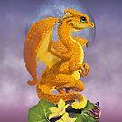 Squash Dragon by Stanley Morrison
