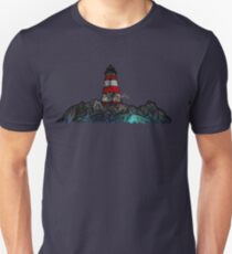 lighthouse in the middle of nowhere T-Shirt