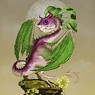 Turnip Dragon by Stanley Morrison
