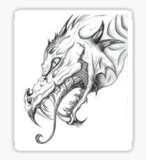 Dragon-2009 Sticker