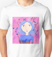 Bluebirds and Sanctuary  T-Shirt
