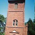 ST. LUKES CHURCH 1632 by NEIL STUART COFFEY