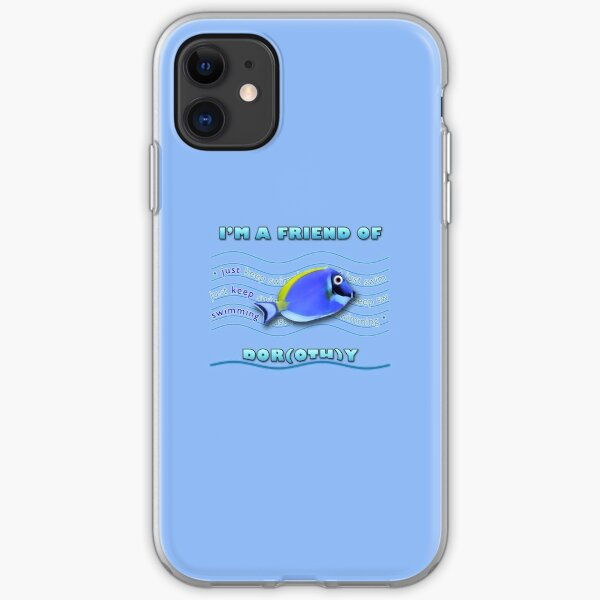 Friend of Dor(oth)y iPhone Soft Case