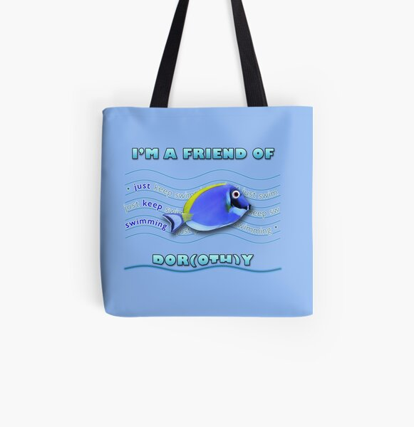 Friend of Dor(oth)y All Over Print Tote Bag