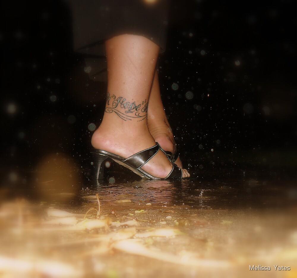 Rain Rain go Away by Melissa  Ousley