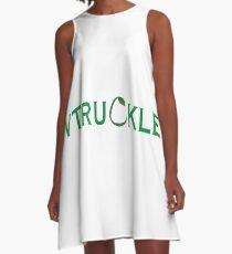 Bowtruckle A-Line Dress