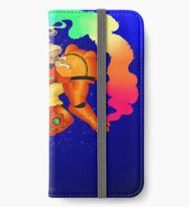 Space Warrior: Samus Aran iPhone Wallet/Case/Skin