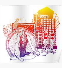 Blackalicious Disco - Studio54  © hatgirl.de Poster