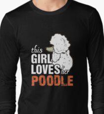 Poodle Dog Lover T-Shirt