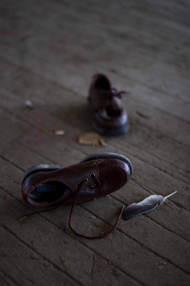 Forgotten Footwear by PolarityPhoto
