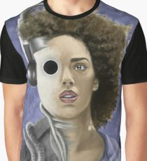 Doctor Who - CyberBill Graphic T-Shirt