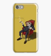 Fly in My Soup iPhone Case/Skin