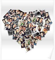 dolan heart  Poster