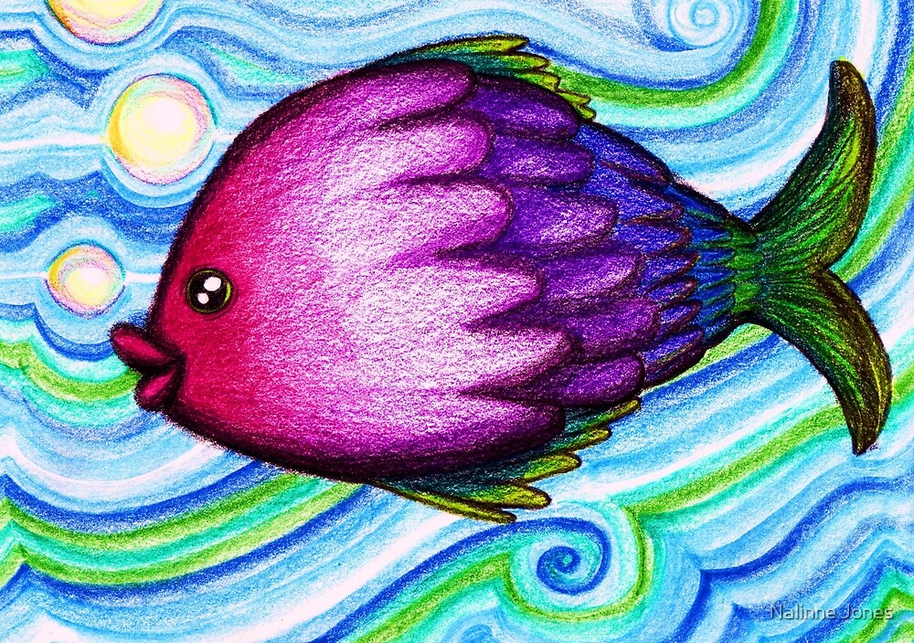 F is for Fish by Nalinne Jones