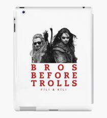 Fili & Kili: Bros Before Trolls iPad Case/Skin