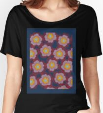 RAY OF FLOWERS #2 Women's Relaxed Fit T-Shirt