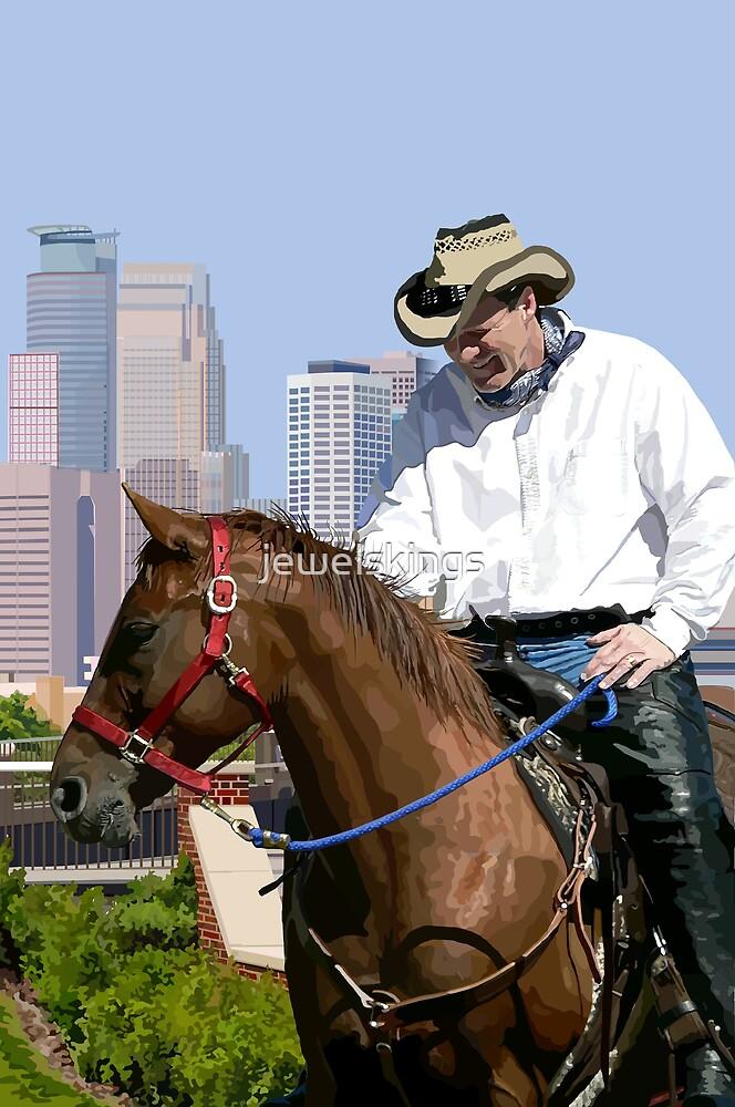 Urban Cowboy by jewelskings