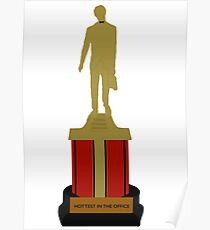 *NEW AND UPDATED* Dunder Mifflin Dundies Awards-Hottest in the Office *NEW AND UPDATED* Poster