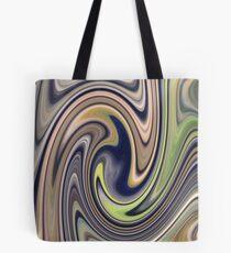 Nature's Illusions- Kaleidoscopic Lodgepoles Tote Bag