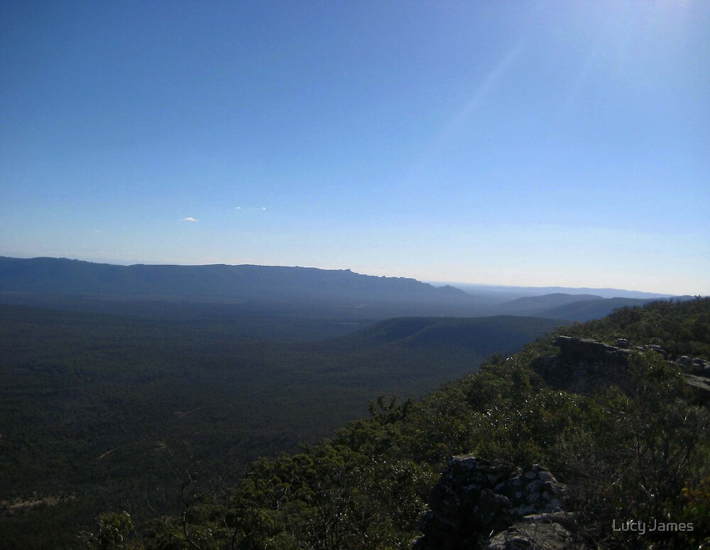 Grampians by Lucy James