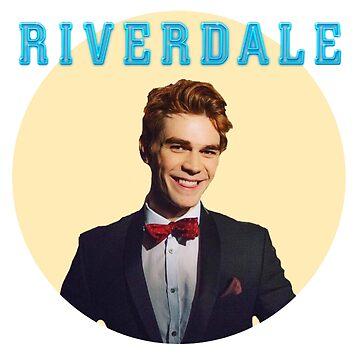 Archie - Riverdale von retr0babe