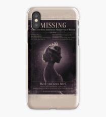 anastasia musical phone case iPhone Case/Skin