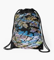 Calm After the Storm Drawstring Bag