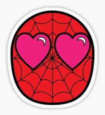 {love} Spidey-Pete Sticker