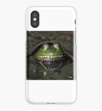 Amphibious iPhone Case/Skin