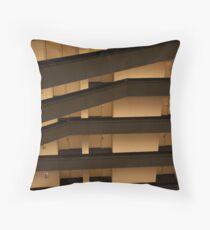 Disruptive element Throw Pillow