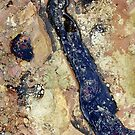 Rock Abstract I by Kathie Nichols