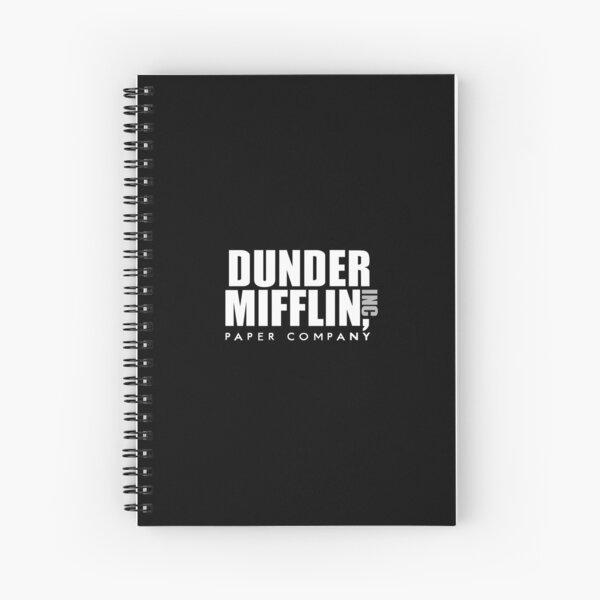 Dunder Mifflin - The Office Spiral Notebook