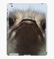 Ostrich face iPad Case/Skin