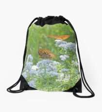 Duo Drawstring Bag