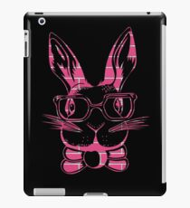 Genius Bun- Pink Brick iPad Case/Skin