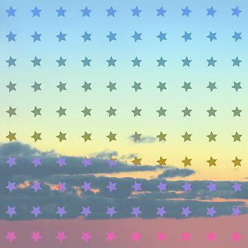 Cloud pattern 12-1 by MisFish
