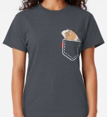 Guinea Pig Pocket Classic T-Shirt