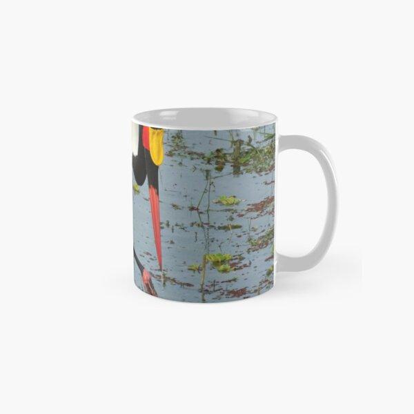 Saddle-billed Stork Classic Mug