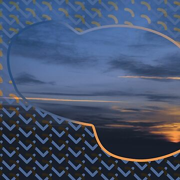 Cloud with Pattern by MisFish