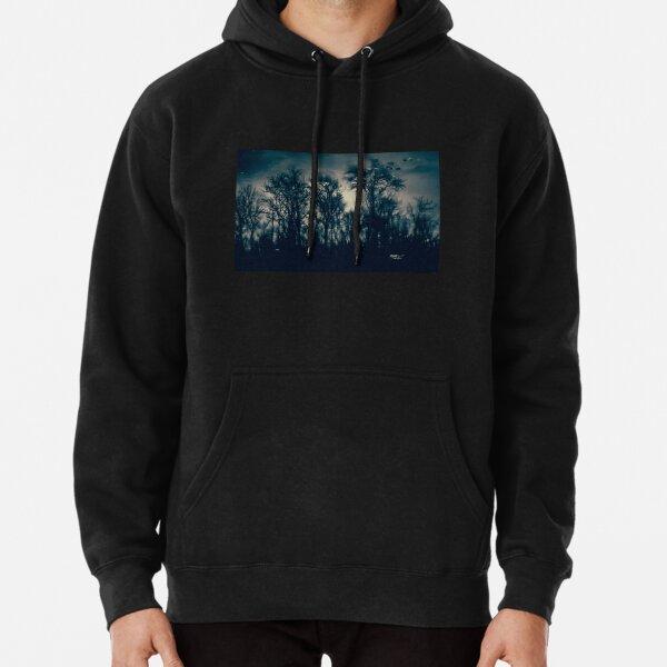 the dark woods Pullover Hoodie