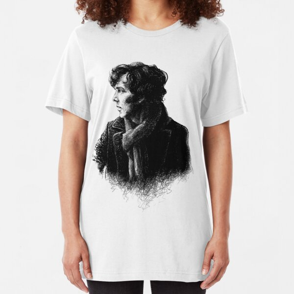 Sherlock Slim Fit T-Shirt
