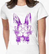 Genius Bun- Purple Brick Graffiti T-Shirt