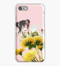 fairy nico (peach) iPhone Case/Skin