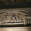 Castello Sant'Angelo....interior. Rome by hans p olsen
