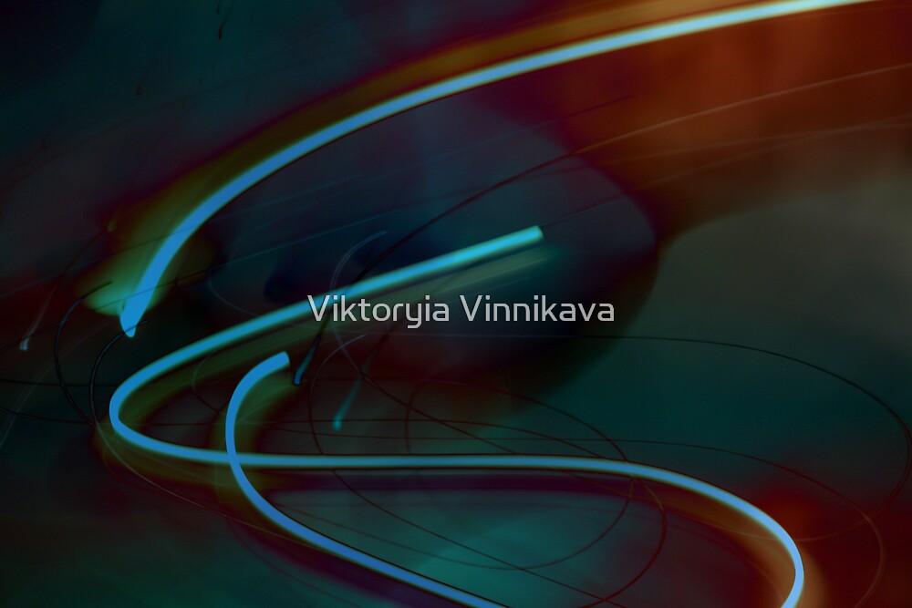 Strange mystic.. by Viktoryia Vinnikava
