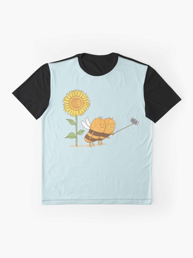 Alternate view of BFF wefie Graphic T-Shirt