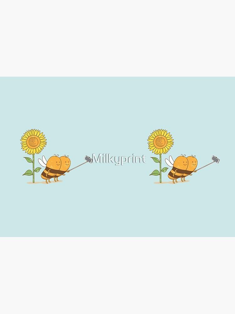 BFF wefie by Milkyprint