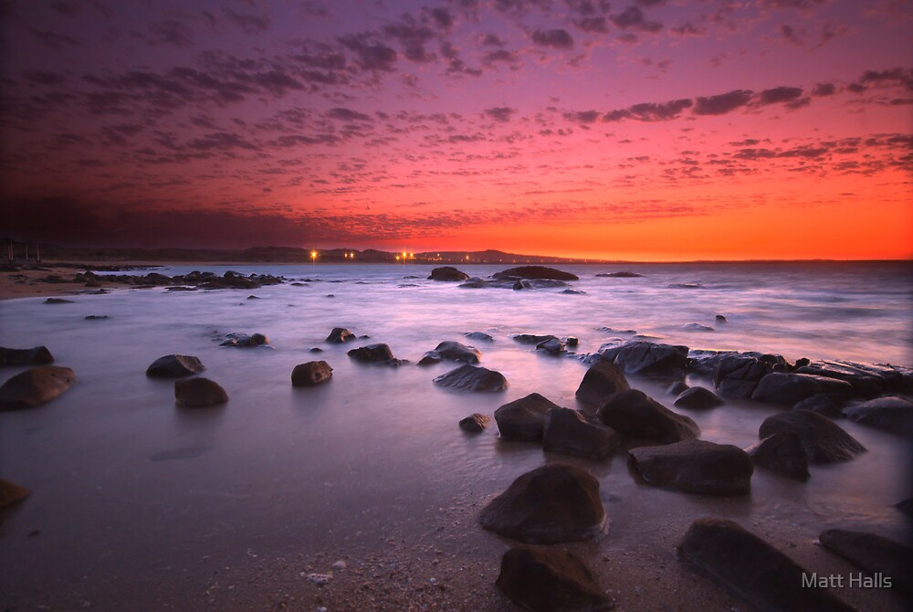 Sunset Request by Matt Halls