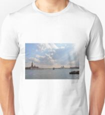 6 June 2017 Image of the lagoon in Venice, Italy T-Shirt