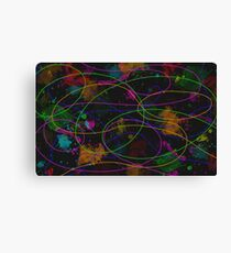Silly Party Canvas Print